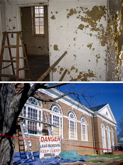 charlottesville lead testing  lead paint residential