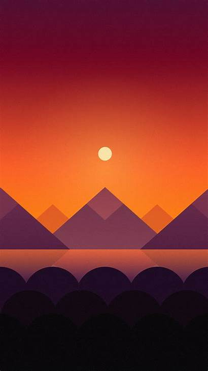 Iphone Wallpapers Cool Sunset Creativecrunk