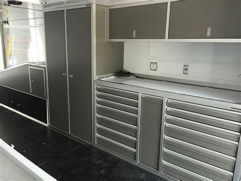 Cabinets Aluminum by Aluminum Trailer Cabinets Aluminum Cabinets Aluminum