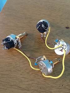 Gibson Les Paul Traditional Pro Wiring Harness