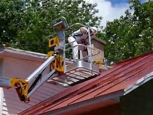 Peinture Pour Toiture : peinture de toiture qu bec peinture pour tole galvanis ~ Melissatoandfro.com Idées de Décoration
