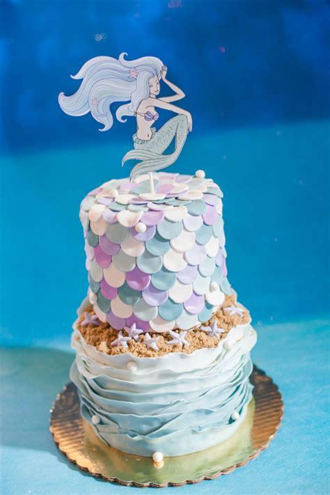 mermaid birthday ideas modern moments