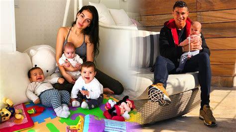 Cristiano Ronaldo Wife and Child