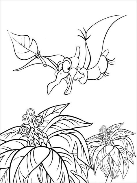 land  time coloring pages  printable land  time coloring pages