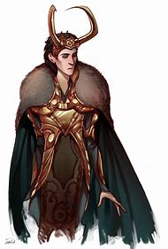 Loki Marvel Fan Art