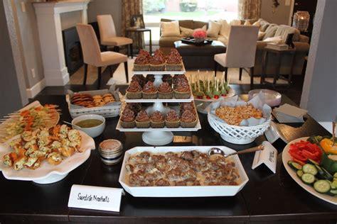 Apartment Warming Food Ideas by Housewarming Food Table Housewarming Ideas