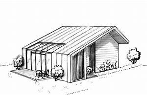 Maison En Bois Construction : plan maison en bois avec mezzanine ooreka ~ Melissatoandfro.com Idées de Décoration