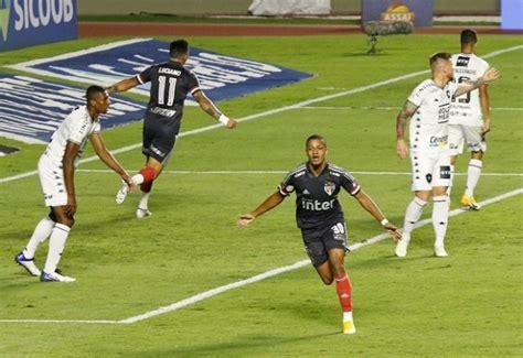 Botafogo perde de 4 a 0 para o São Paulo e permanece na ...
