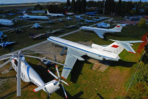 State Aviation Museum Of Ukraine