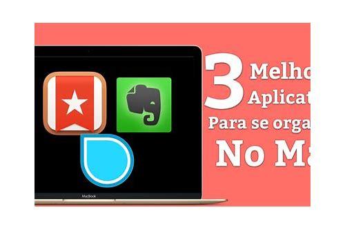 posso baixar aplicativos em um macbook pro