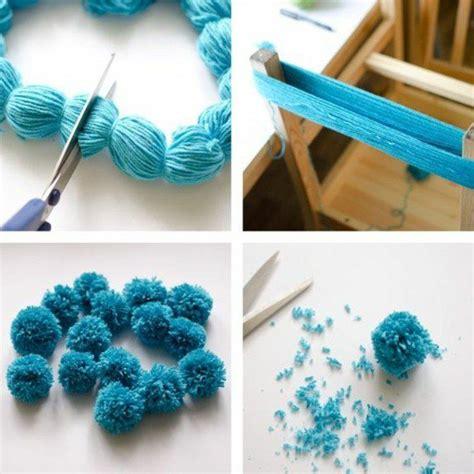 25 best ideas about comment faire un pompon on fabriquer un pompon faire des