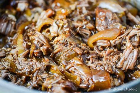 Slow Cooker Country Style Boneless Pork Ribs-flavor Mosaic