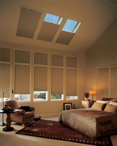 duette shades by kirsch skylight window shades drapery connection