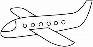 Airplane Coloring Pages Preschool - Coloring Pages For All ...