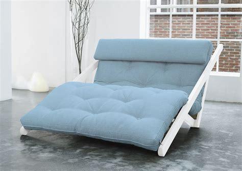 divano letto futon figo karup  legno bianco