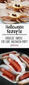 Halloween Snacks Selber Machen : das ist der horror gruselige snacks f r eure halloween party happy halloween pinterest ~ Eleganceandgraceweddings.com Haus und Dekorationen