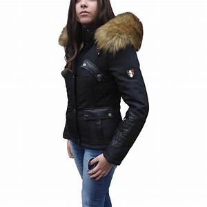 af2ae367d3e7 doudoune femme fourrure capuche avec fourrure noir noir achat vente doudoune  cdiscount