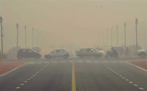 Delhi Air Pollution Top Points To Note When Picking The