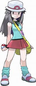 Leaf Pokmon Trainer Nintendo FANDOM Powered By Wikia