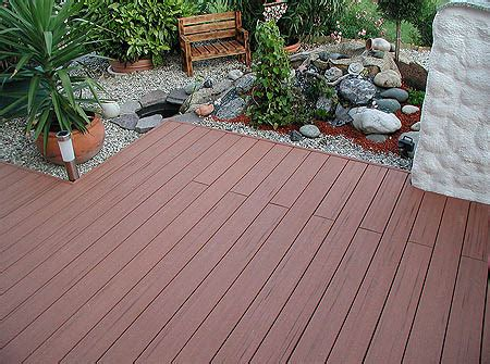 Moisture Shield Decking Vs Trex by Moisture Shield Composite Decking Materials Manufactured