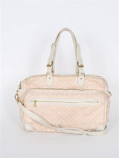 louis vuitton sac  langer diaper mini lin bag light pink luxury bags