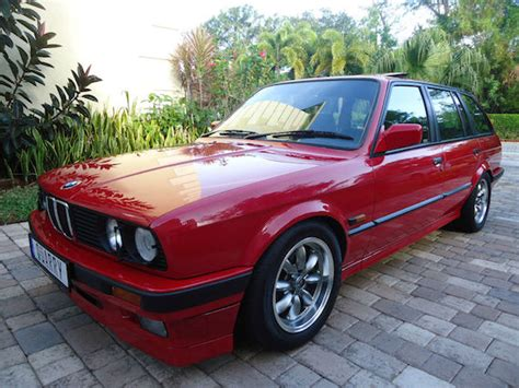 1988 Bmw 325i For Sale by 1988 Bmw 325i Touring German Cars For Sale