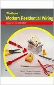 Modern Residential Wiring  Workbook  By Holzman  Harvey N