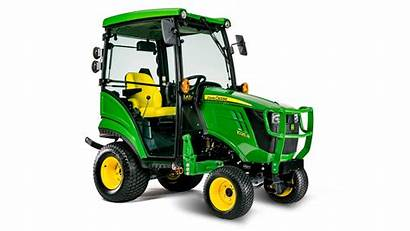Deere 1025r Tractor Cab John Compact Sub