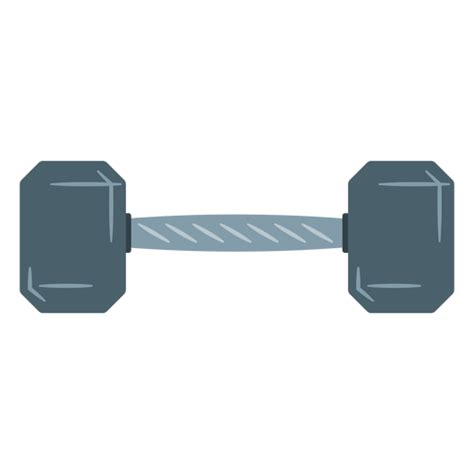 dumbbell icon hex transparent vector svg emoji wink emoticon icons vexels colors workouts everyday