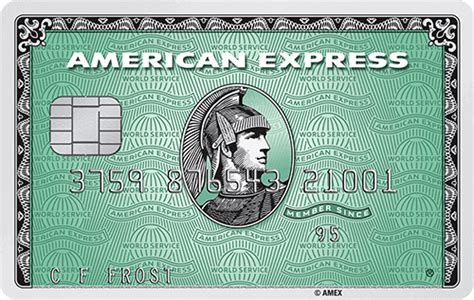 Maybe you would like to learn more about one of these? AmEx Green Card Review (2019.10 Update: 30k/45k Offers and Revamped Benefits!) - US Credit Card ...