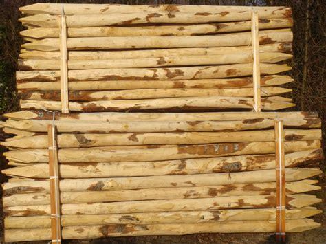 piquet bois cloture cl 244 ture en bois piquets de cl 244 ture 87 manufacture limousine de cl 244 ture