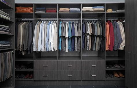 Walkin Closets  Organizers Direct