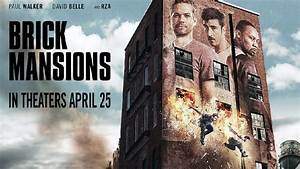 Check Out the Brick Mansions Trailer Starring Paul Walker