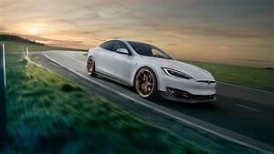 2017 Novitec Tesla Model S 4K 2 Wallpaper | HD Car Wallpapers