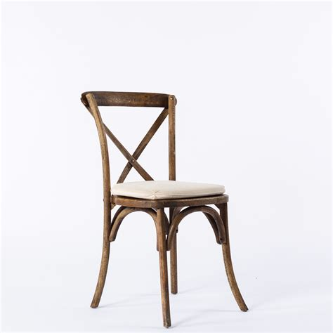 crossback chair acento