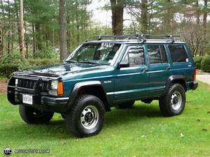 1987 Jeep Cherokee Sport