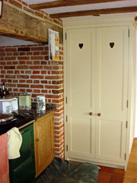 Freestanding Kitchen Dressers & Larder Units, Oak Kitchen