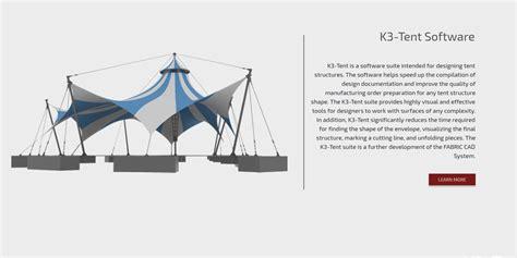 tent software  tensile membrane structures design