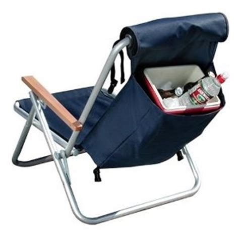 cing chair with backpack and built in cooler gadgets