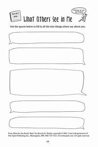 Free Printable Worksheet For School Counselors  What