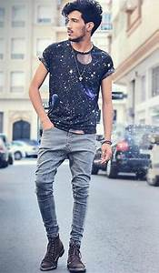 Casual indie mens fashion outfits style 8 - Fashion Best