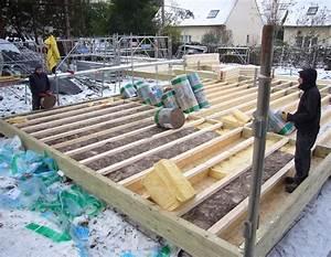 Realiser Un Plancher Bois : construction klh sacet bourgogne ossature bois ~ Dailycaller-alerts.com Idées de Décoration