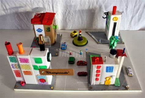 We Make Materials For Every Project Toy From Recycled Materials