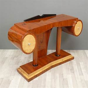 Art Deco Console - Art deco furniture