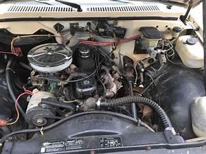 1985 Chevrolet S10 Pickup Brown Rwd Manual S10