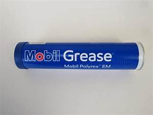 Mobil Polyrex Em Electric Motor Grease  13 7 Oz  Tube
