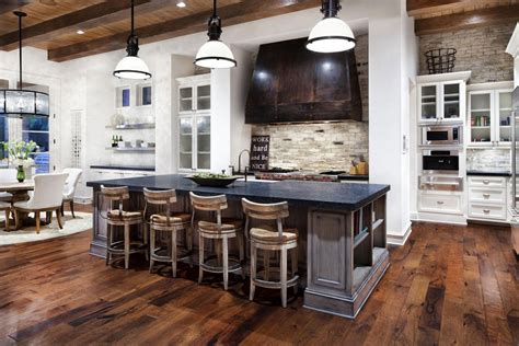 country kitchen island designs hill country modern in by jauregui architects