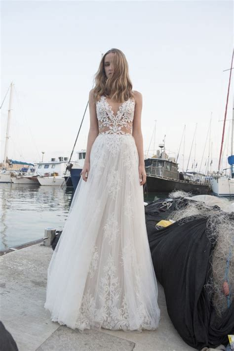 Low Key Luxury by Low Key Luxury Alon Livn 233 Wedding Dress Collection Shoot