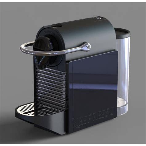 Krups XN302040 Nespresso Pixie Clips Capsule Coffee
