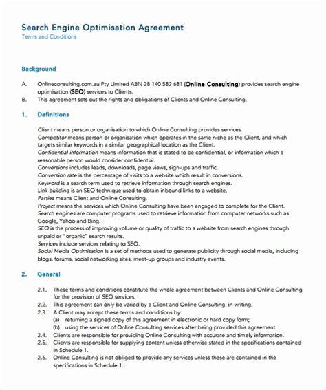 21127 sle seo resume sle teaming agreement template